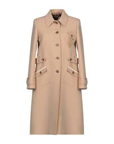Miu Miu Coat - Women Miu Miu Coats online on YOOX Belgium - 41865542BR 09f671d265