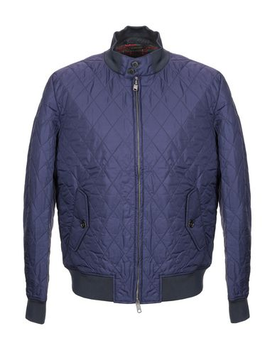 BARACUTA Jackets in Dark Purple