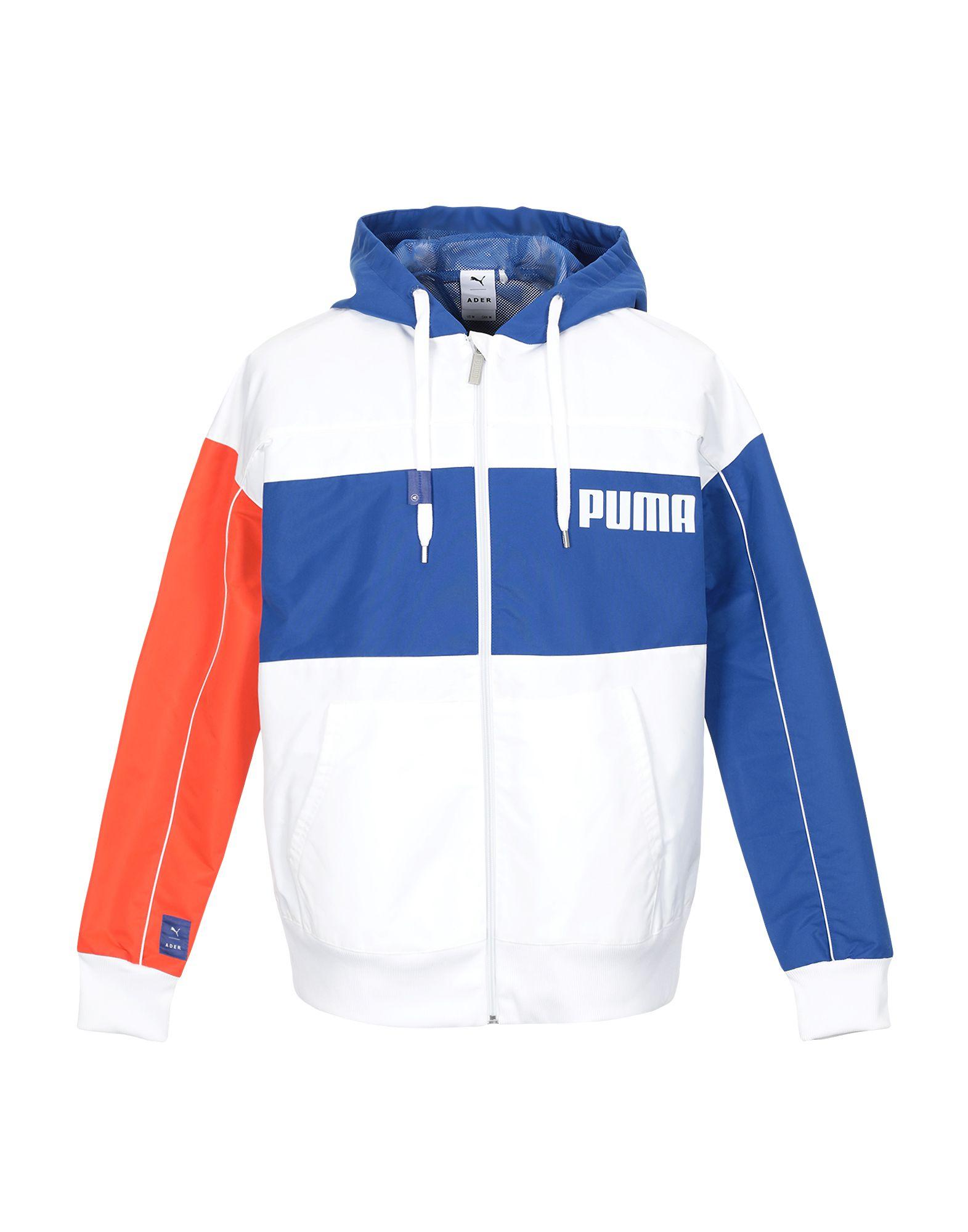 768530e91f PUMA x ADER ERROR Jacket - Coats & Jackets | YOOX.COM