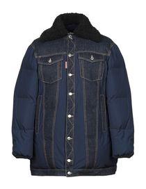 6885d18ff75ea Dsquared2 Men - Dsquared2 Coats And Jackets - YOOX United Kingdom
