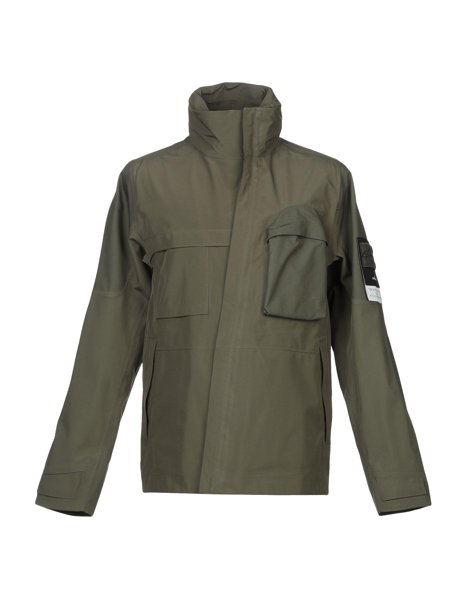 buy popular 71903 dbf81 STONE ISLAND Jacket - Coats & Jackets   YOOX.COM