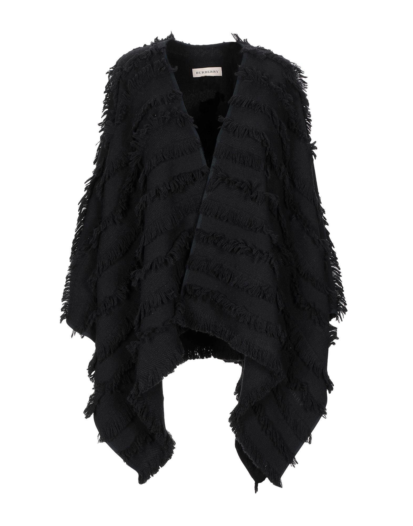 72a4be11d5a Burberry Cape - Women Burberry Cloaks online on YOOX United States -  41874730NR