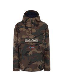 Napapijri Men - Napapijri Coats   Jackets - YOOX United States 90c0bf5d0dc2