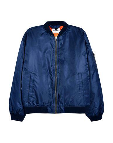 de49abb32 TOPMAN Bomber - Coats & Jackets | YOOX.COM