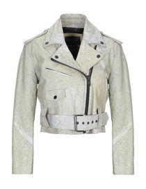 OBEY PROPAGANDA - Кожаная куртка