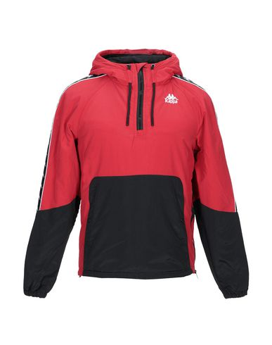 Kappa Jacket In Red