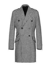 6dc4cf060b9 Ανδρικά Παλτό |Χειμωνιάτικα Παλτό & Μπλε Παλτό | YOOX