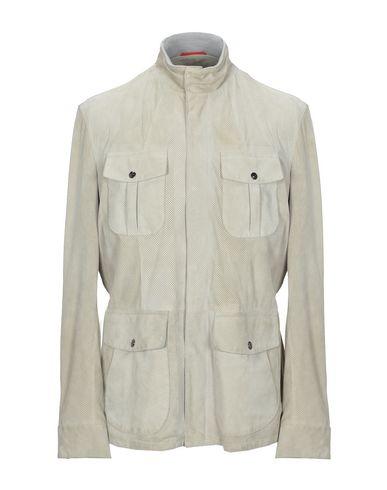 ISAIA - Leather jacket