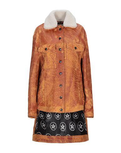 GOLD CASE - Leather jacket