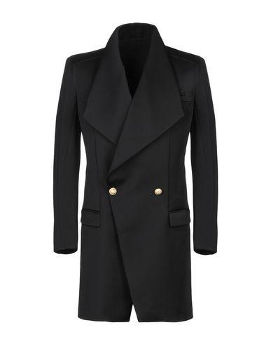 1cb6498c08b Balmain Coat - Men Balmain Coats online on YOOX Latvia - 41885417WC