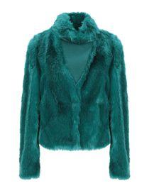 b216ece79600ab Pellicce ecologiche online: pellicce sintetiche moda | YOOX