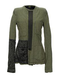 27c29969a Haider Ackermann Coats & Jackets - Haider Ackermann Women - YOOX ...