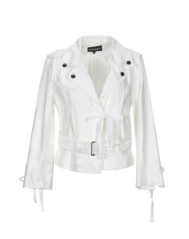 ANN DEMEULEMEESTER - Biker jacket