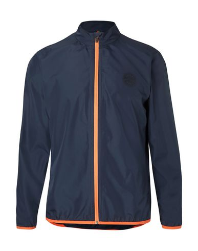 Iffley Road Jacket In Dark Blue