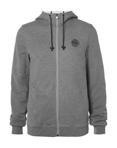 Iffley Road Hooded Sweatshirt In Grey