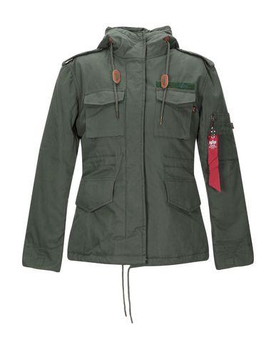 ALPHA INDUSTRIES - Full-length jacket