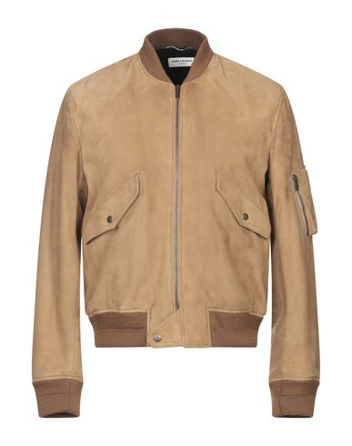 SAINT LAURENT - Blouson en cuir