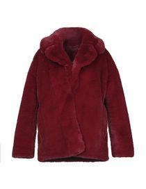 the best attitude 1233a 8cff5 Pellicce ecologiche online: pellicce sintetiche moda | YOOX