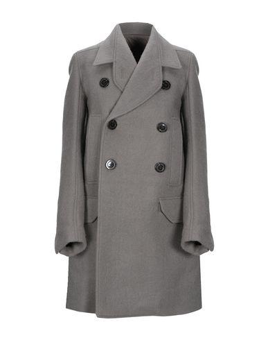 Rick Owens Coat In Grey