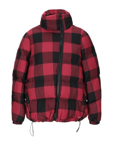 Maison Scotch Jacket In Red