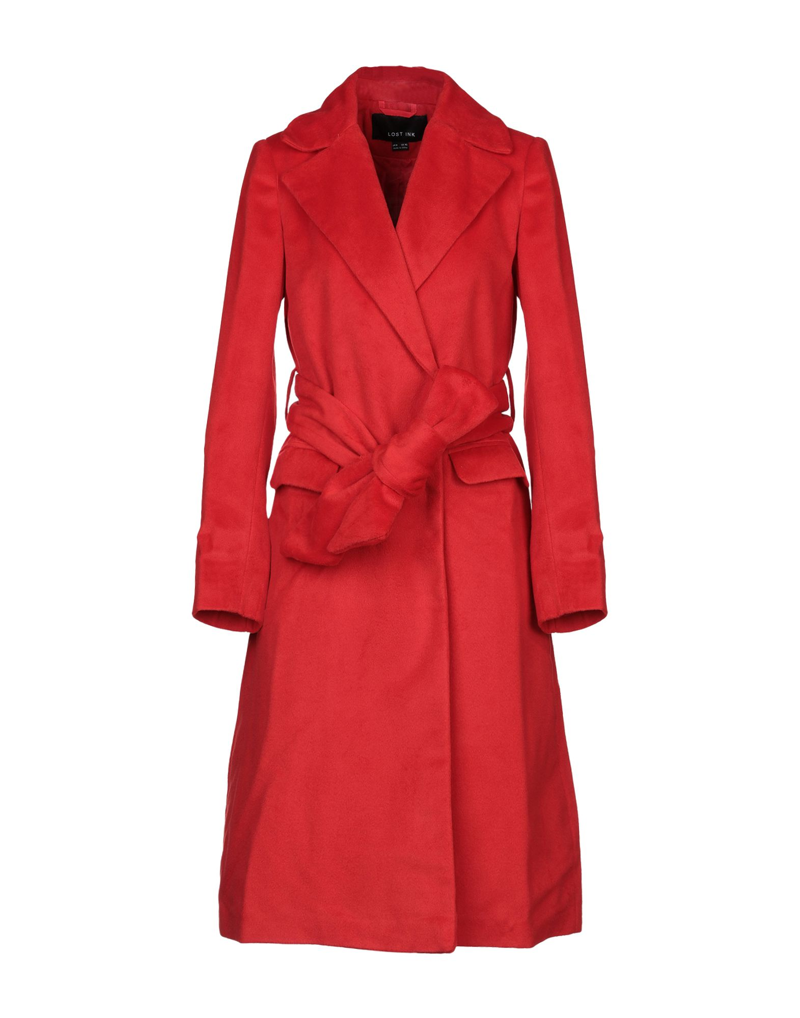 Cappotto Lost Lost Lost Ink donna - 41911604BD d21