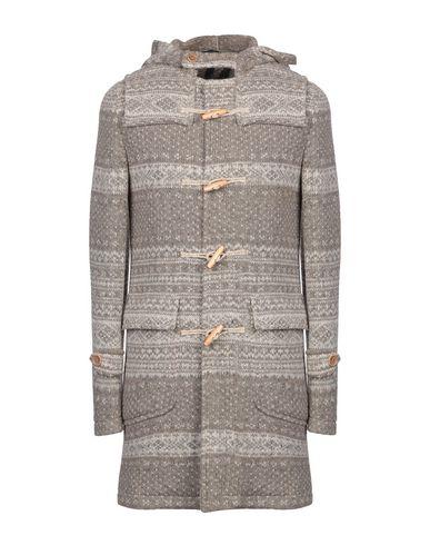 GREY DANIELE ALESSANDRINI - Coat