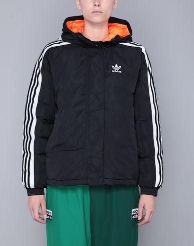 Jacken Jacke Adidas Originals Short Syn Down Damen vm8nN0w