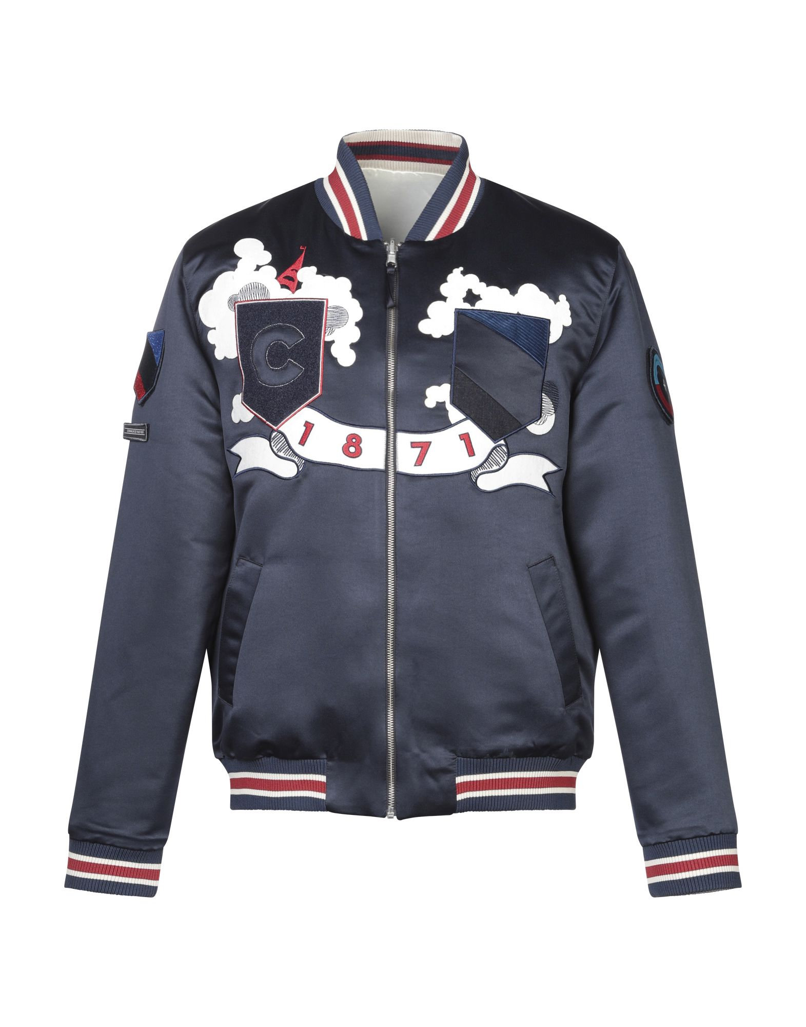 Bomber Commune De Paris 1871 1871 1871 uomo - 41915824HT 2d8
