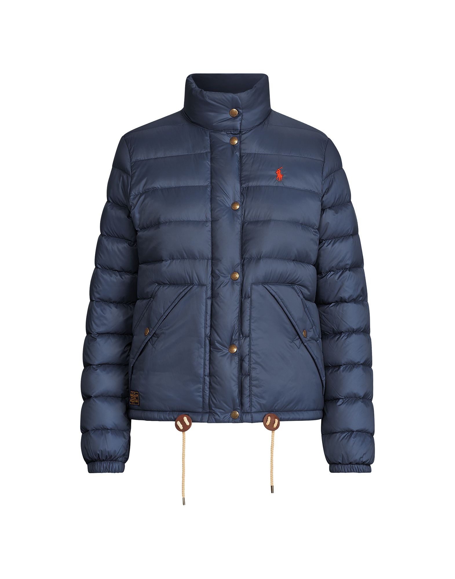 Piumino Polo Polo Polo Ralph Lauren Quilted Down Jacket - donna - 41917286OX d23