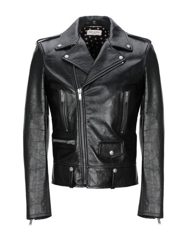 SAINT LAURENT - Biker jacket