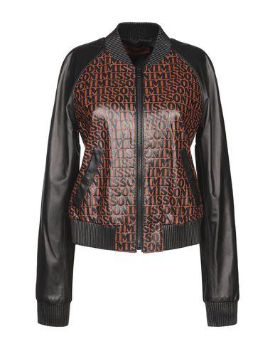 MISSONI - Leather jacket