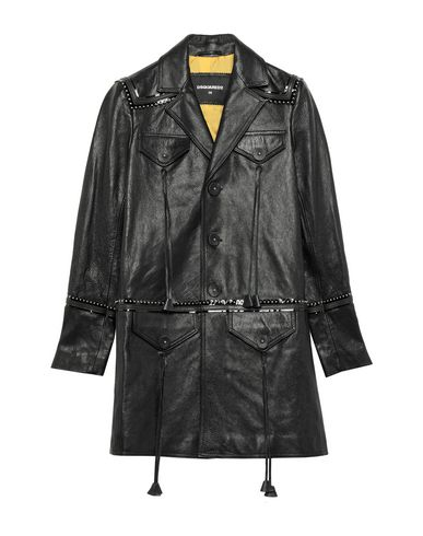 Dsquared2 Jackets Leather jacket