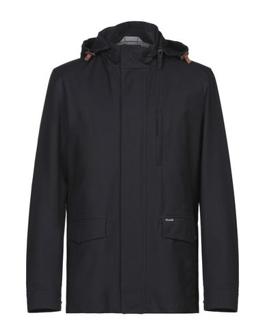 Façonnable Jacket In Dark Blue