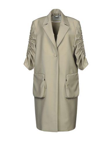 Fendi Leathers Full-length jacket