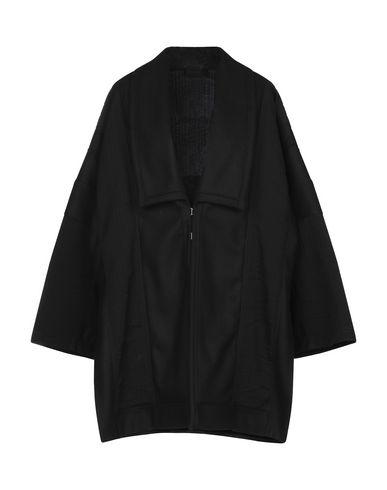 Diesel Black Gold Coat In Black