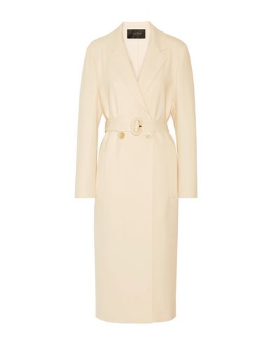 Calvin Klein Collection Coat In Beige