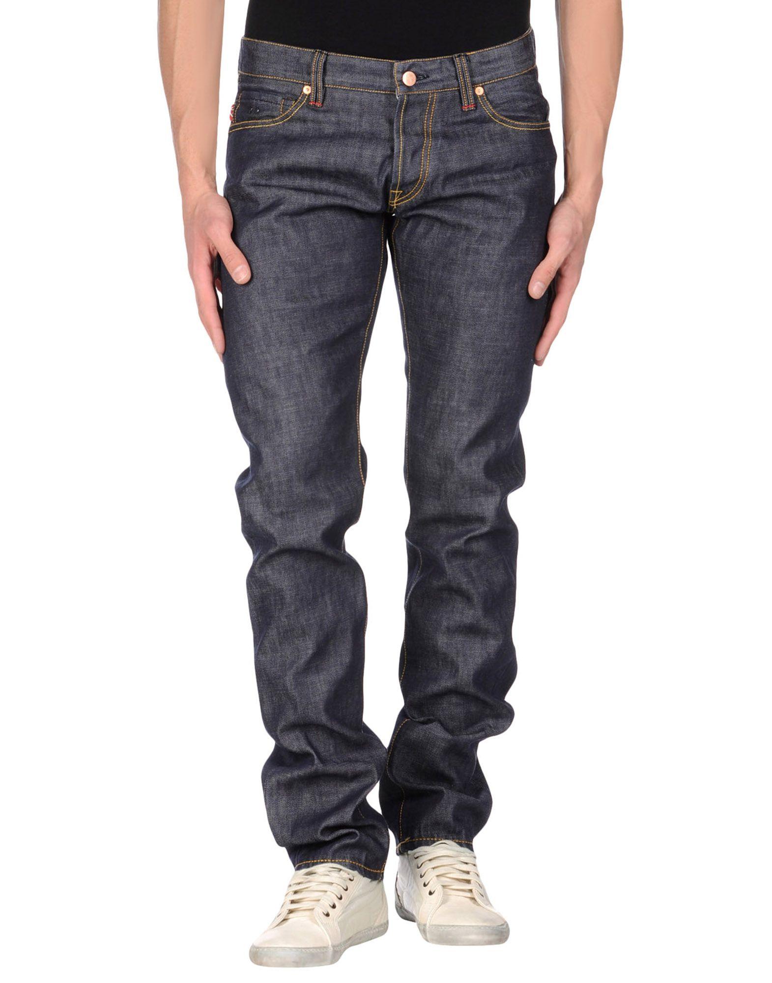 Pantaloni Jeans Tramarossa Uomo - Acquista online su