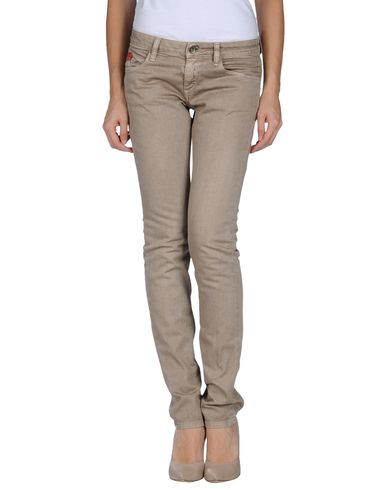 UNLIMITED Denim Pants in Khaki