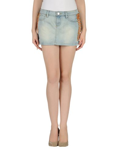 G.SEL - Denim skirt