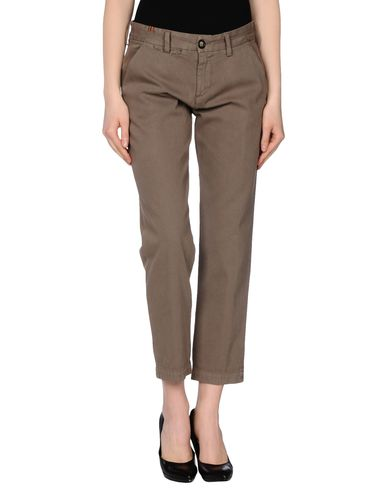 NOTIFY Casual Pants in Dove Grey