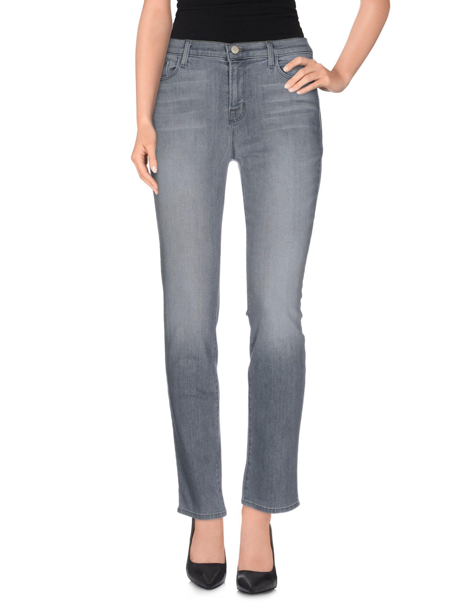 Pantaloni Jeans J Brand damen - 42427423QE