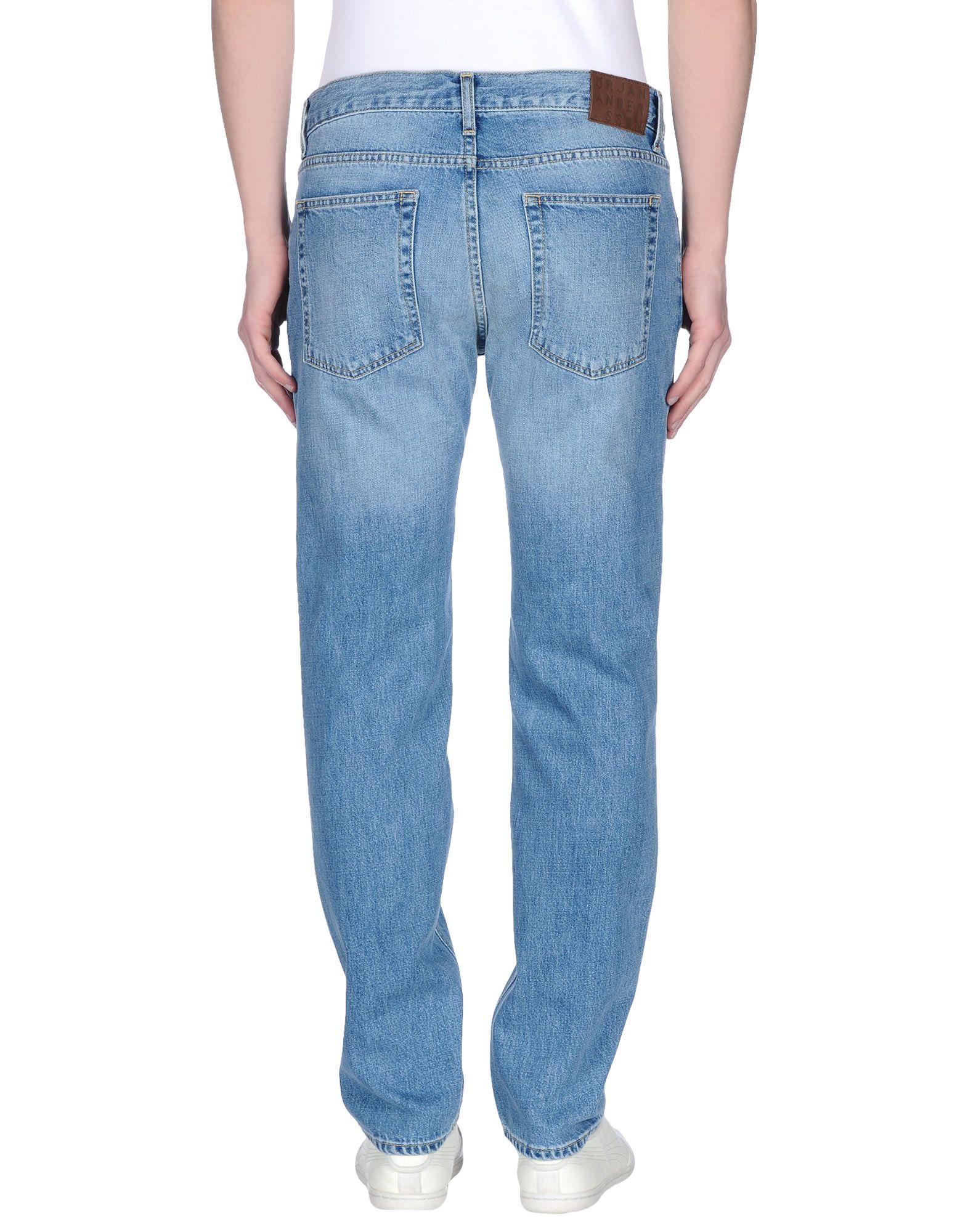 Pantaloni Pantaloni Pantaloni Jeans  rjan Andersson Uomo - 42438710XC 9df489