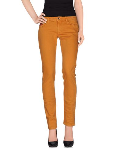 UNLIMITED Denim Pants in Orange