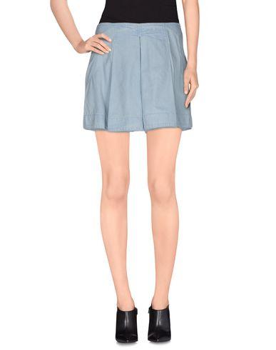 O'2ND Denim Skirt in Blue
