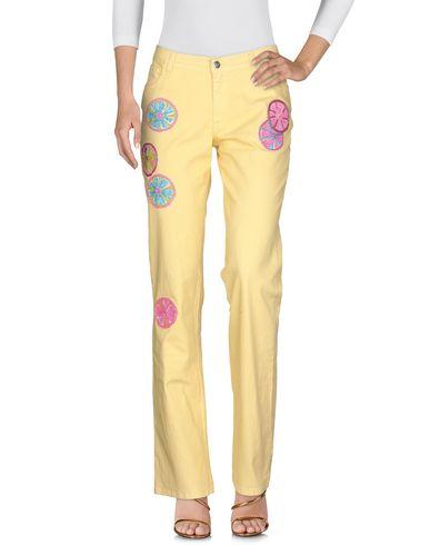 Blumarine Blumarine Pantalon Pantalon Jaune Jean Blumarine Jean En En Jaune Pantalon En wXqfSp5q