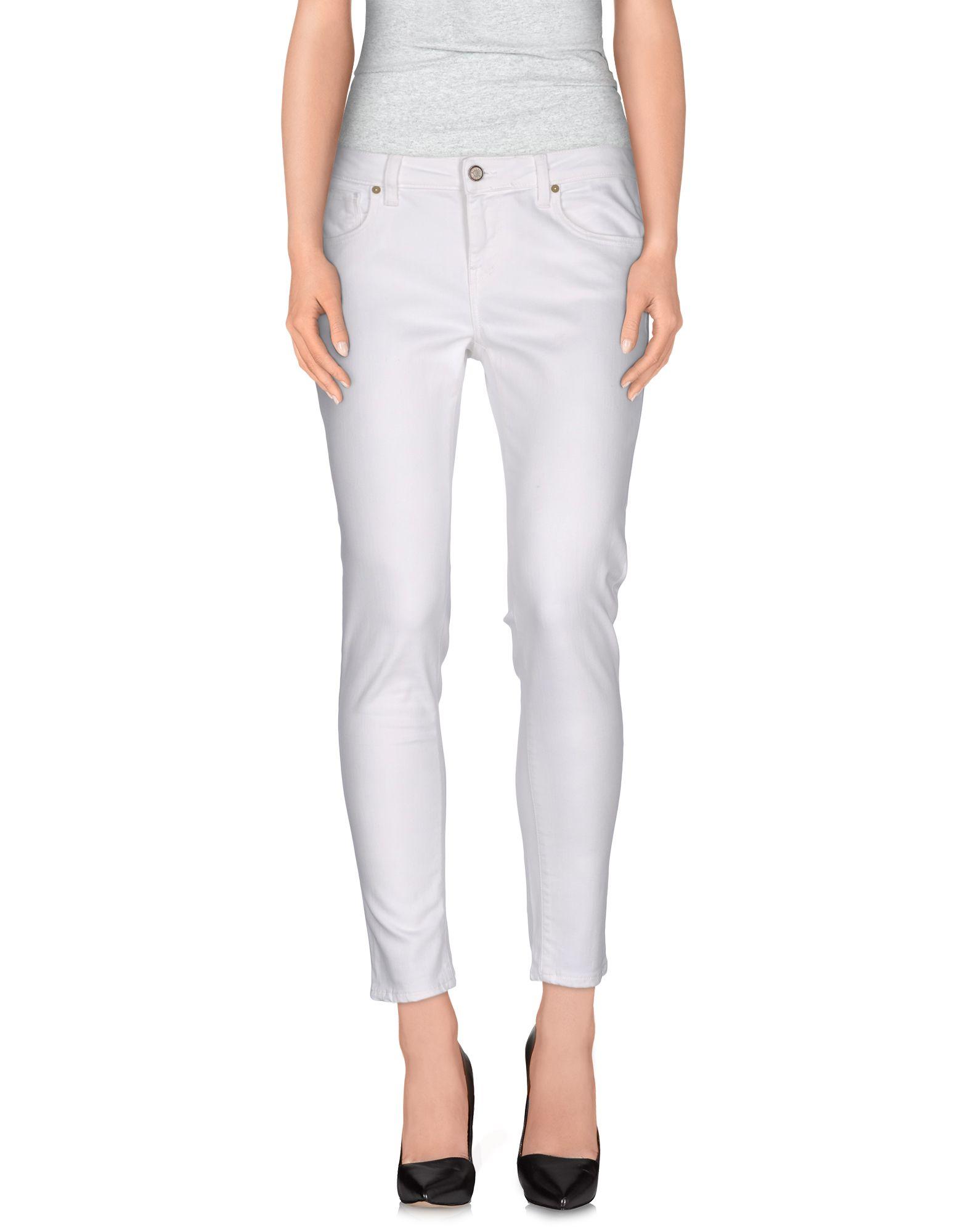 Pantaloni Jeans Blauer damen - 42464179EP