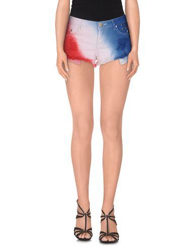 REVERSE - Denim shorts