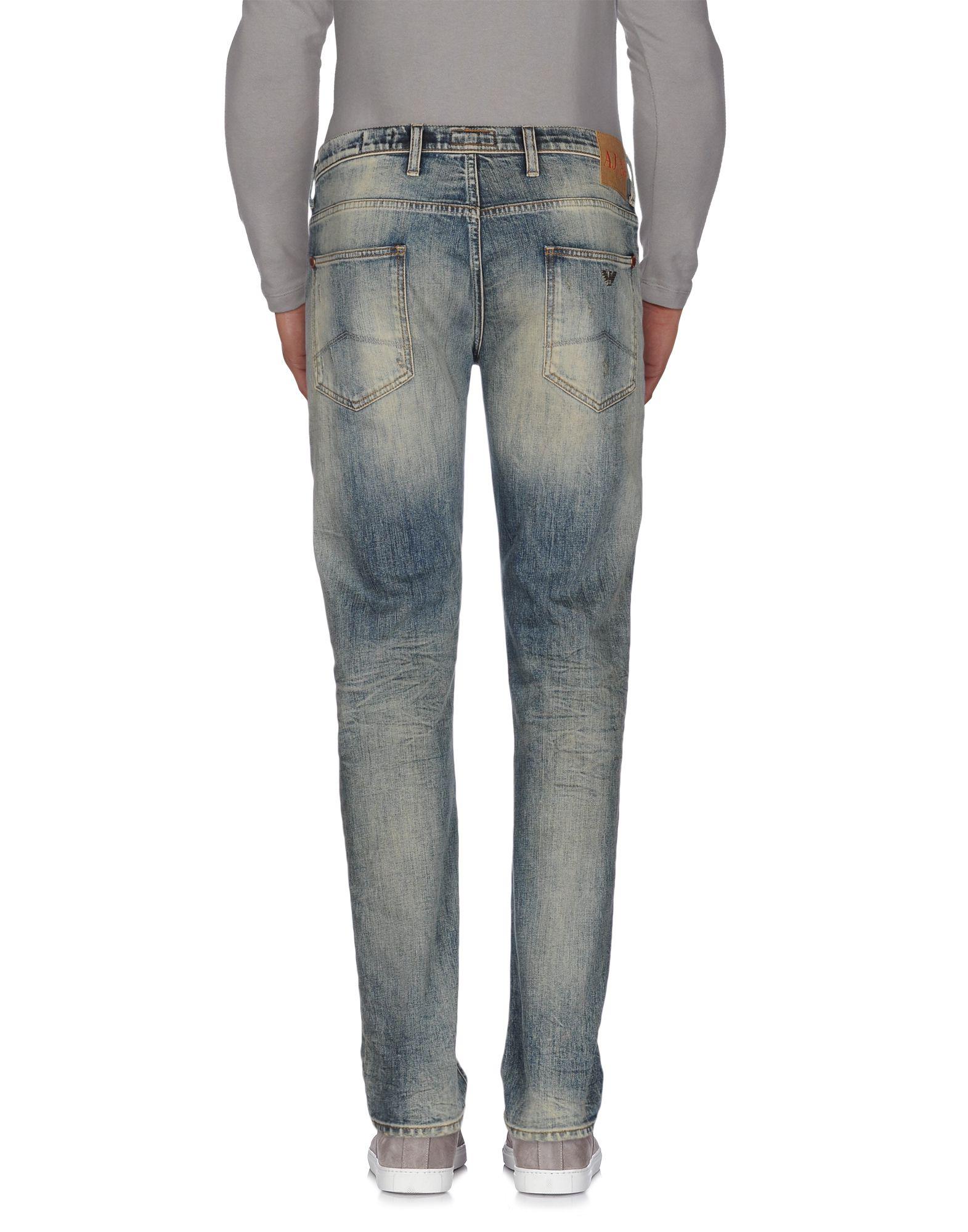 Pantaloni Jeans Armani - Jeans Uomo - Armani 42474776FK 2cb9c5