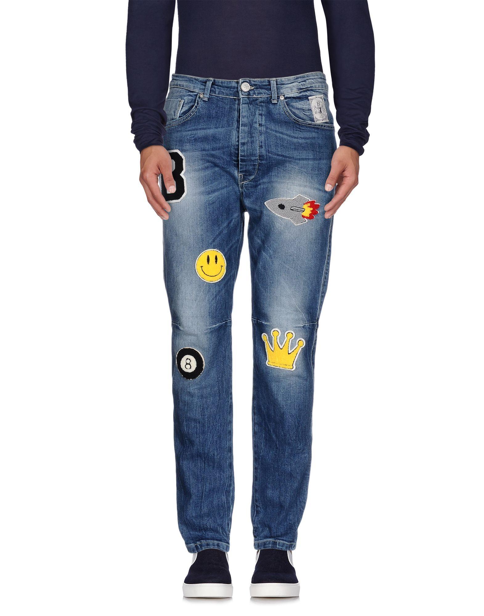 Pantaloni Jeans Berna herren - 42482099KO