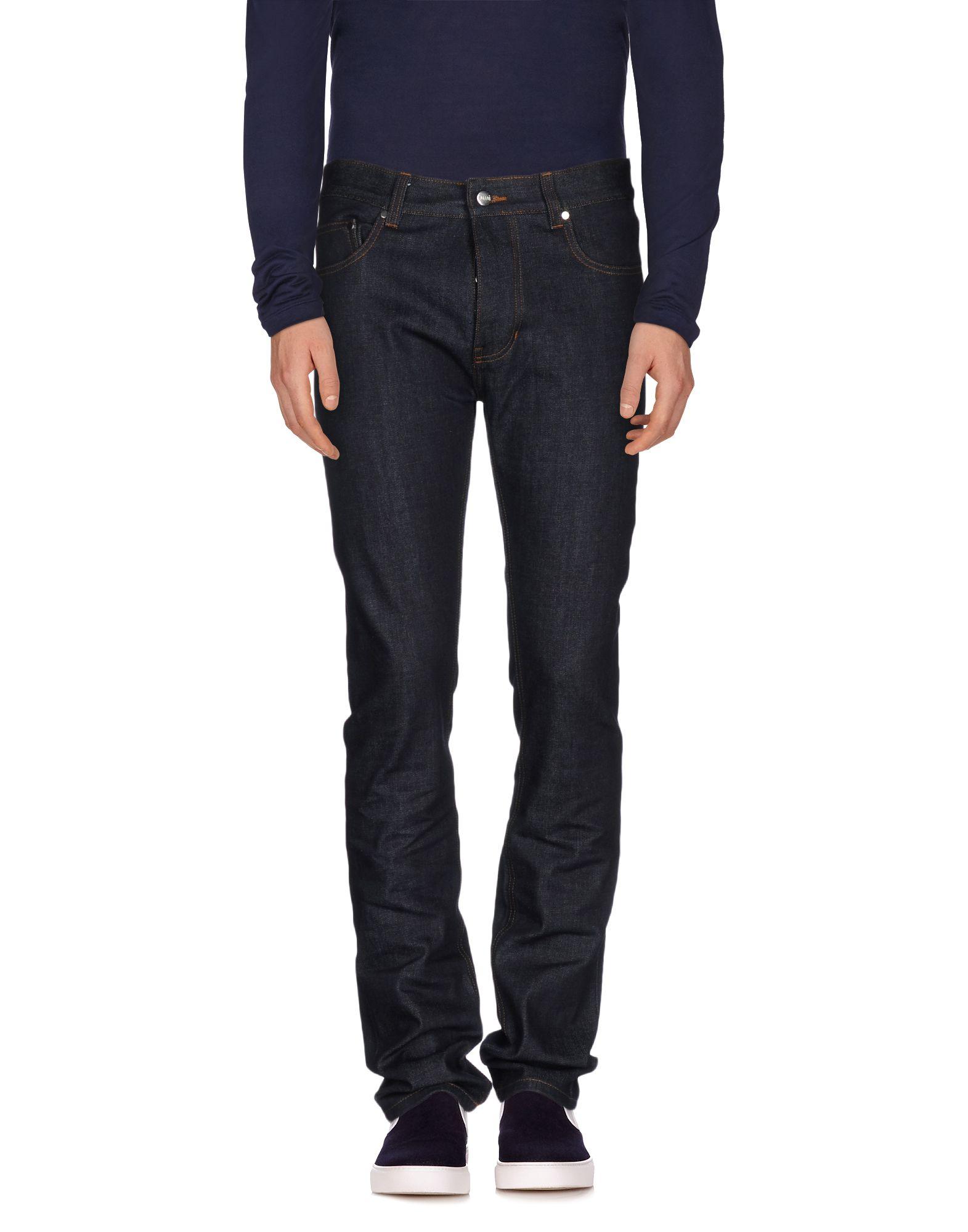 Pantaloni Jeans Jeans Pantaloni Ami Alexandre Mattiussi Uomo - 42483740IV 933837